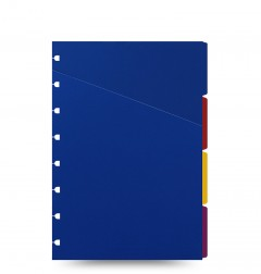 Filofax Notebooks - Separadores Bright - A5