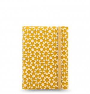 Filofax Notebooks Impressions - Pocket - Yellow & White